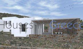 New built houses on Kythnos for sale