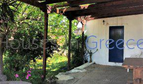 Sifnos, Artemonas, house with garden for sale