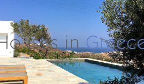 Idyllic escape property in Paros
