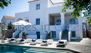 Spetses, elegant villa  for sale