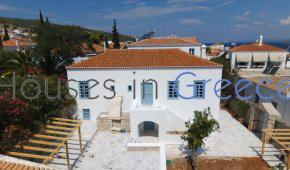 Spetses Dapia area,  unique old residence,  fully renovated
