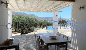 House for sale in Paros close to Paroikia.