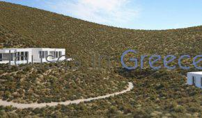Magnificent project for sale in Antiparos