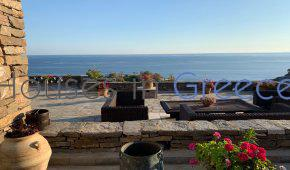 Luxurious villa in Koundouros, Kea