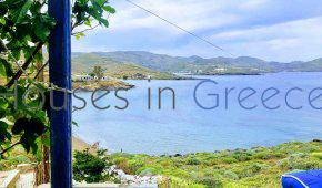 Kythnos, house at the sea for sale