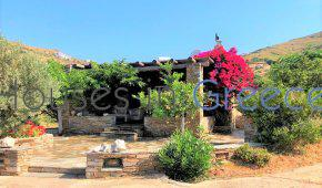 Andros, charming farmer´s house for sale