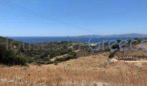 Amazing land for sale in Paros-Farangas