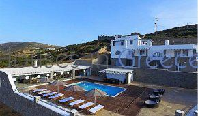 Beautiful complex villas for sale in Paros