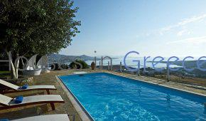 Investment villas for sale in Paros