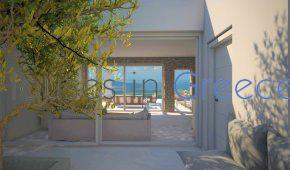 Naxos, new project with sea view for sale
