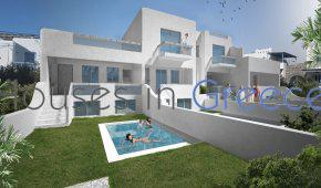 Naxos, on the beach, holiday home for sale