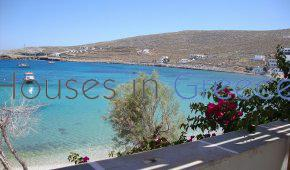 Folegandros, apartment on the beach for sale