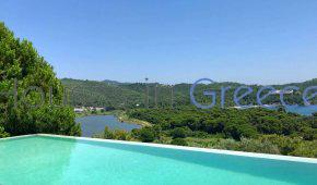 Skiathos, Koukounaries, villa for sale