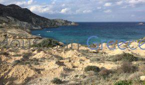 unique land for sale in Milos