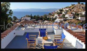 Hydra, Kamini, for sale, beautiful old house fully restored
