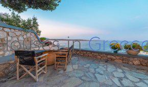 Spetses, Villa am Meeresufer zu verkaufen