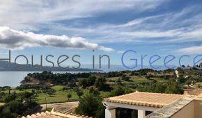 Kosta,  Peloponnese, prestigious residence  for sale