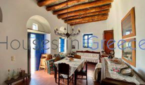 Andros, Ano Pitrofo, traditional house for sale