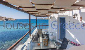 Sifnos, Faros, renovated fisherman´s hut on the water for sale