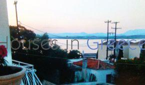 Spetses, unique house / residence complex, 50m from the sea, for sale