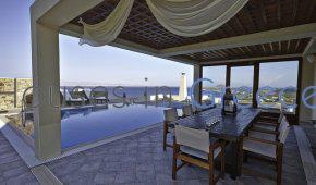 Naxos Villa with sea view for sale