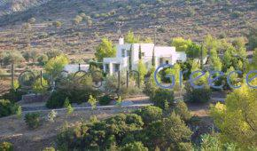 Superb retreat house for sale in Aegina