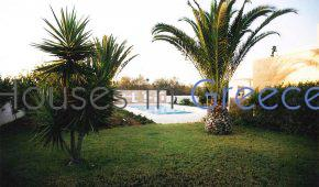 Majestic villa for sale in Aegina