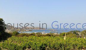 Architekten Villa auf Paros zu verkaufen