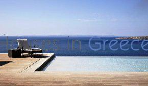 Design villa in Kea for sale
