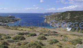 Land on Sifnos, Faros, for sale
