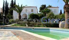 Majestic house for sale in Spetses