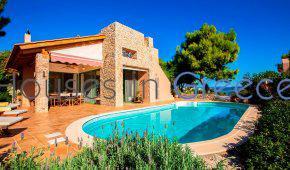 Porto Heli, Agios Emilianos, villa for sale