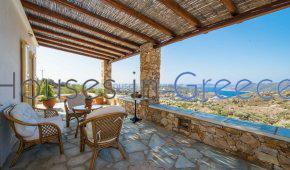 Exklusive Villa mit Meerblick auf Sifnos