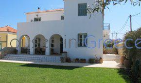 Spetses, grosses Einfamilienhaus zu verkaufen