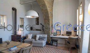Tinos, maison avec vue mer a vendre