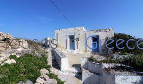 Maison traditionnelle à vendre à Milos