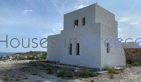 New Construction, near Kolimbithres in Paros