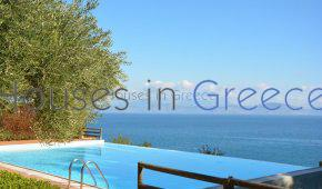 sea front house for sale Peloponnese