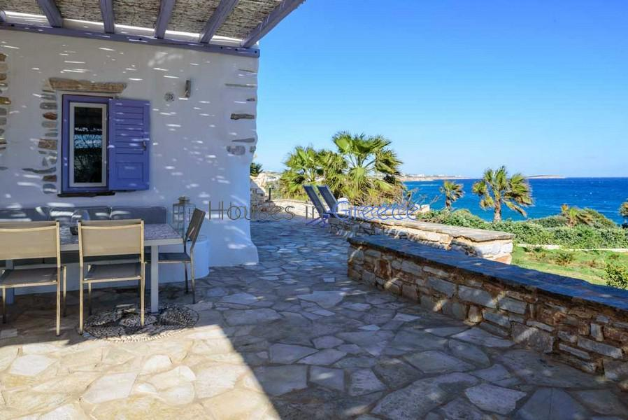 beach front villa for sale in paros houses in greece luxury real estate in greece