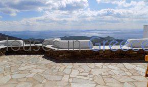 maison avec vue sur la mer à Tinos à vendre