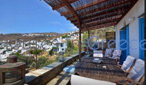 maison cycladique à vendre à Tinos