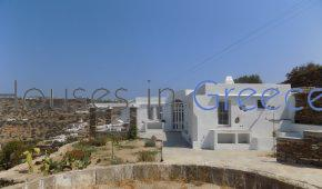 Sifnos, Apollonia, stone house for sale