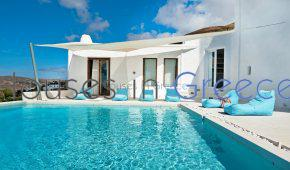 Exceptional villa in Paros