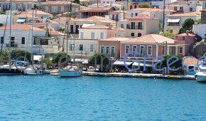 Listed house for sale on Poros