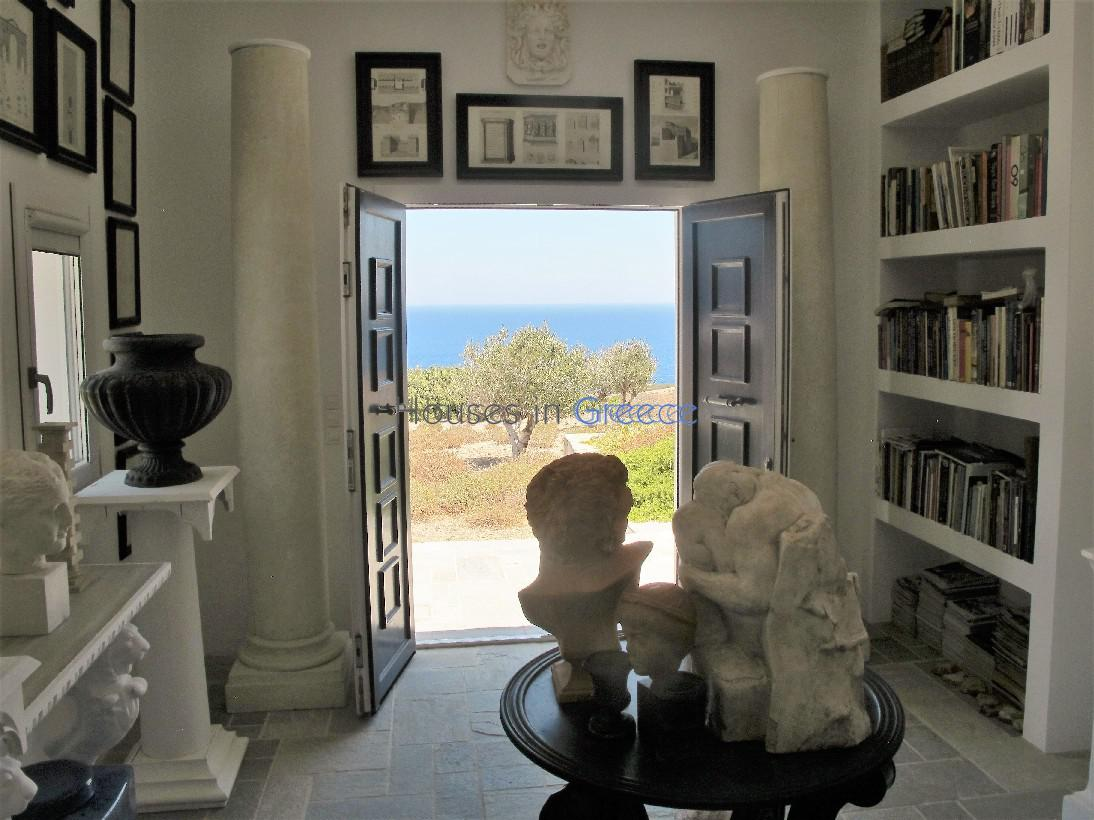 Exceptionnel Villa For Sale In Milos Houses In Greece Luxury
