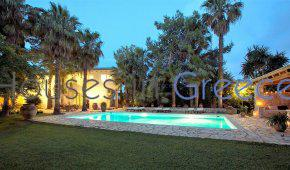 Sensational villa for sale in Corfu
