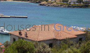 Neoclassical villa in Andros for sale