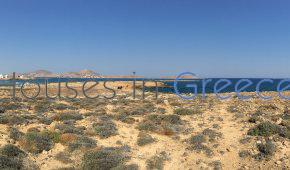 Fantastic land for sale in Paros walking distance to Naoussa.