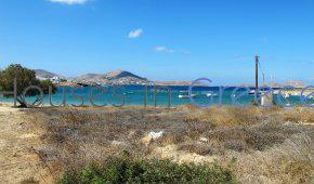 Paros, Naoussa, prime location for sale with pool