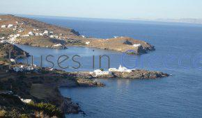 Sifnos, Chrisopygi, plot for sale